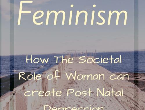 Depression Feminism Mental Health