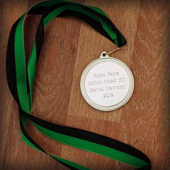 The medal