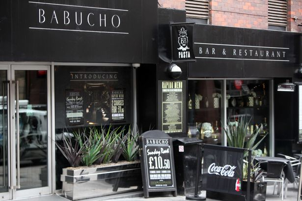 Babucho Sunday lunch review
