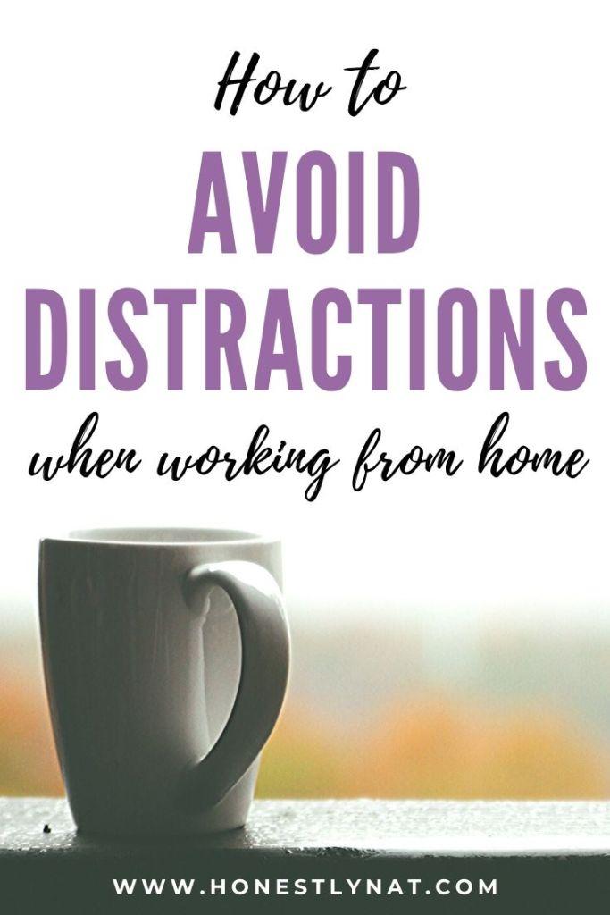 avoid-distractions