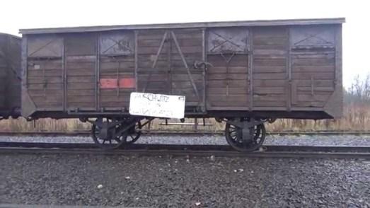 nazi train