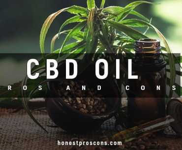 Pros and Cons of CBD Oil
