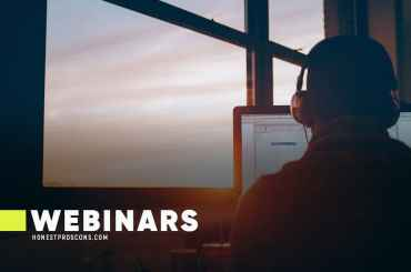 Pros and Cons of Webinars