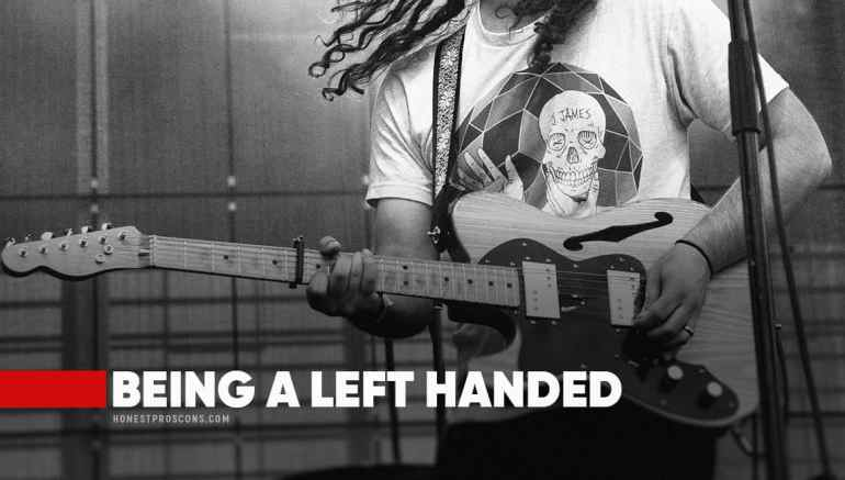 Being a Left-Handed