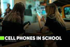 Allowing Cellpones in School