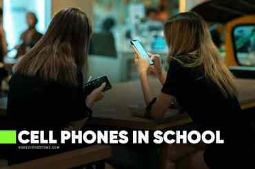 Allowing Cellpones in School