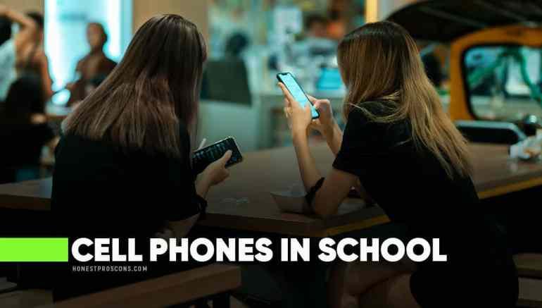 Allowing Cellphones in Schools