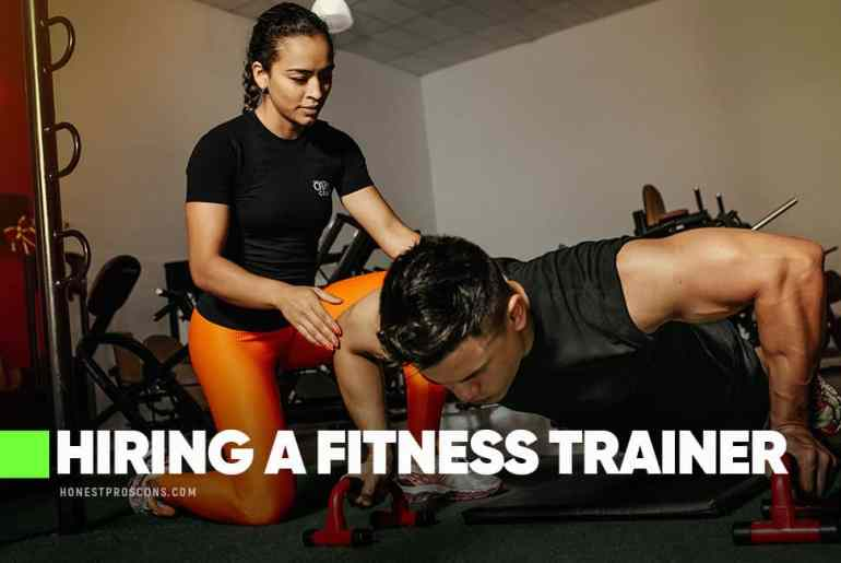 Hiring a Fitness Trainer