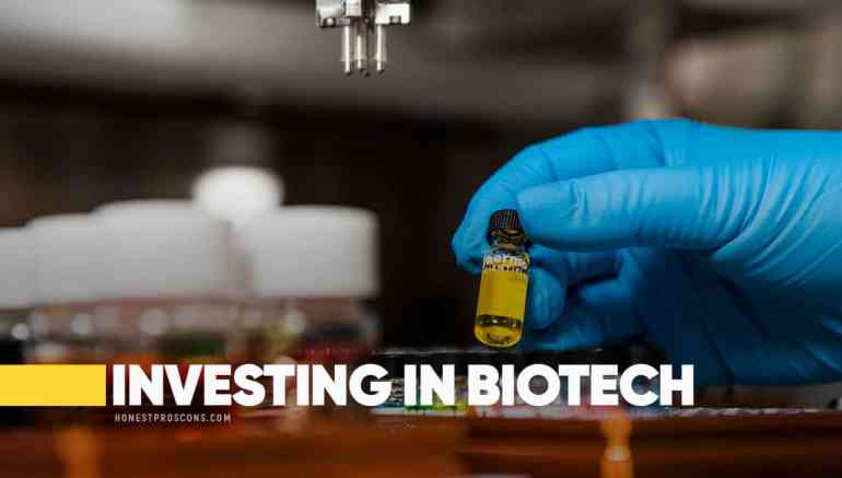 Investing in Biotechnology Research