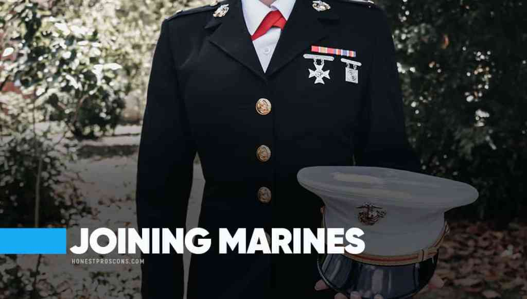 Pros and Cons of Joining Marines