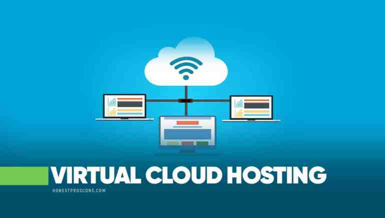 Virtual Cloud Hosting