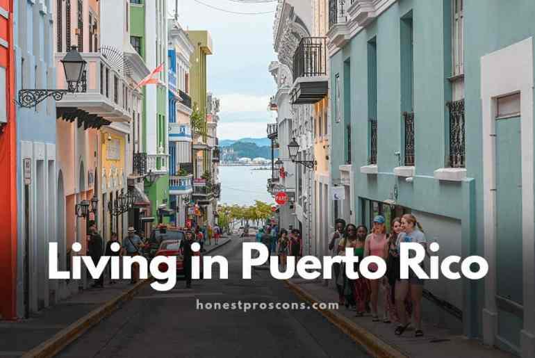 Living in Puerto Rico