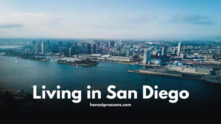 Living in San Diego