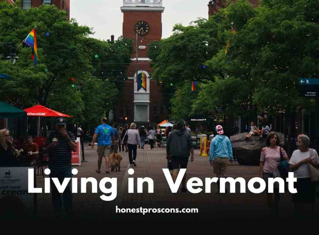 Living in Vermont