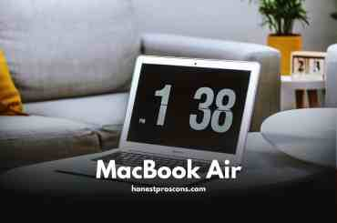 Advantages and Disadvantages of Macbook Air