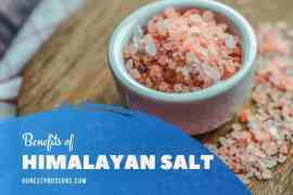 Benefits of Himalayan Salt