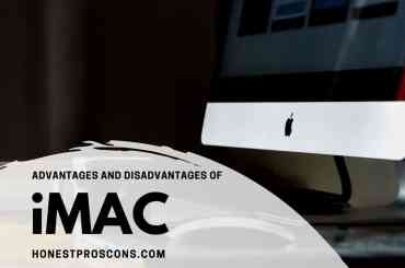 Advantages and Disadvantages of iMac