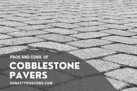 Pros Cons of Cobblestone Pavers