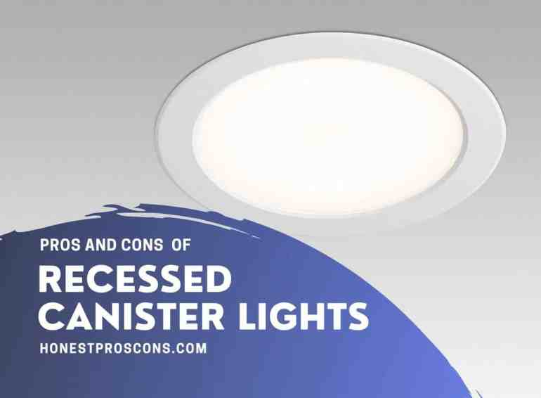 Recessed Canister Lights