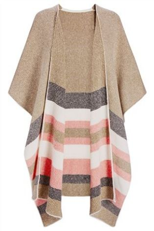 Product strip blanket cape