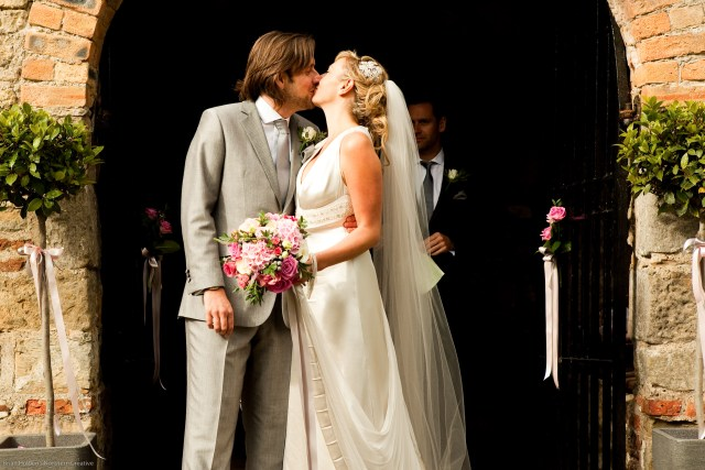 Diary of an honest woman Wedding