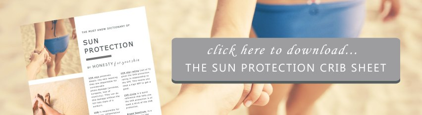 Choosing the best sun protection is a pretty weighty decision. Make it a great one, and it will permanently put a lock on the door between your beautiful skin and it ending up looking like a well-done rasher of bacon *winks*. Unlike a lot of other skincare products, you can tell exactly what that bottle of sun protection will do for your skin, just by looking at the bottle. That means once you arm yourself up with this 10 phrase sun protection dictionary, you'll be choosing the best sun protection faster than a NASA rocket launch... http://wp.me/p6LuQS-VI