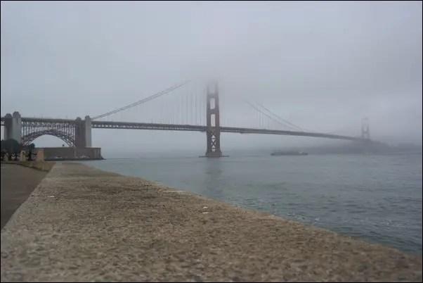 San Francisco - Golden Gate Bridge Bridge