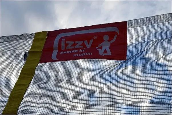 Izzy Sport Trampolin