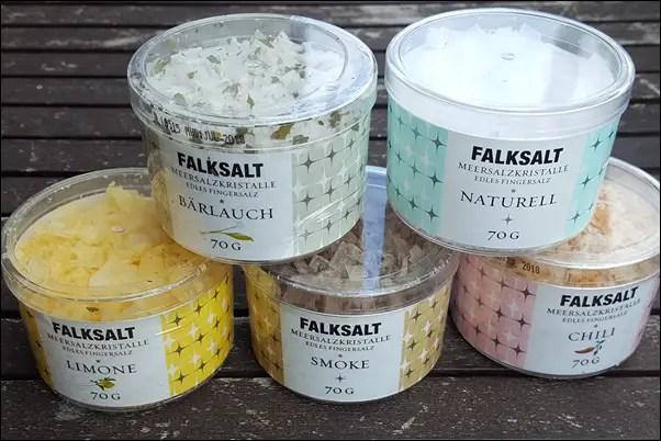 Falksalt Fingersalz