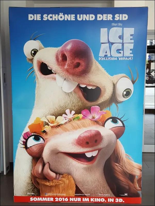 ICE AGE 5 – Kollision Voraus [Presseveranstaltung]