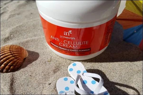 ArtNaturals Cellulite Creme Sommer Körperpflege
