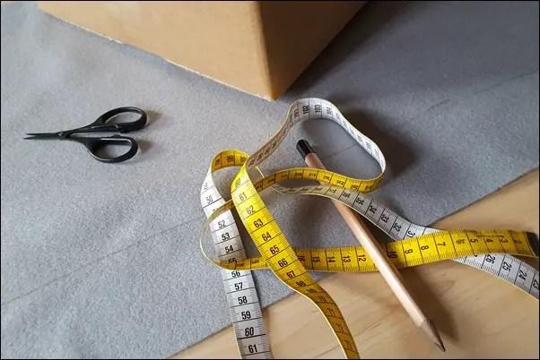 KÖRBE selber basteln mit Folia Bastelfilz und Bilasari Stempel