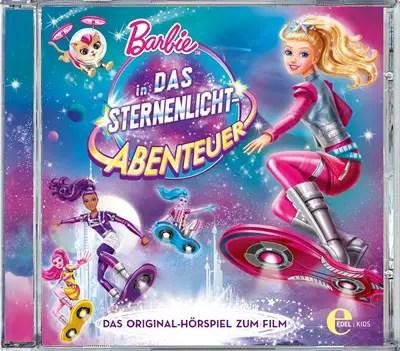 Barbie Hörspiel in das Sternenlicht Abenteuer EDEL Kids