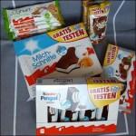 Cashback Ferrero - gratis testen
