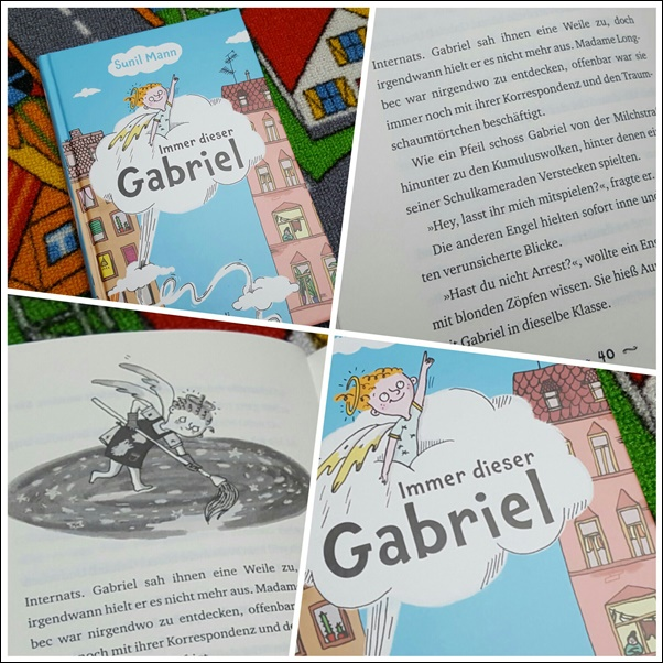 Immer dieser Gabriel Kinderbuch