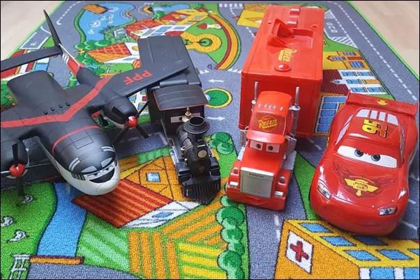 Mattel Cars und Planes