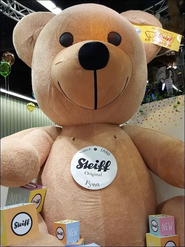 Spielwarenmesse 2017 Steiff