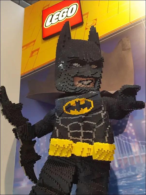 Spielwarenmesse 2017 Lego Batman