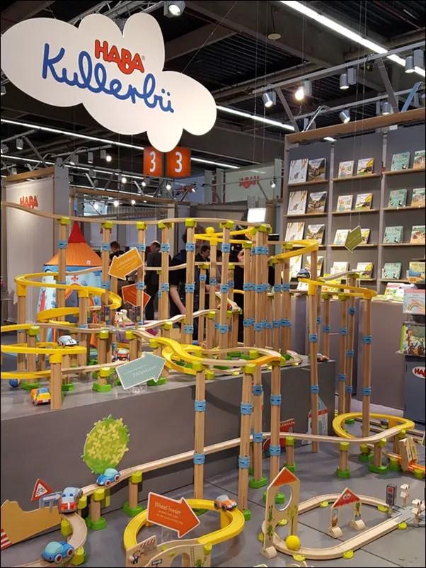 Spielwarenmesse 2017 Haba Kullerbü