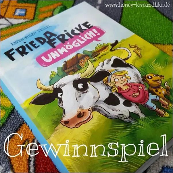 Kinderbuch Frieda Fricke - unmöglich! von Karen-Susan Fessel
