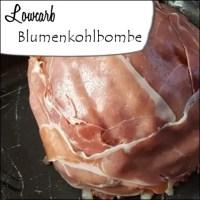 Lowcarb-Blumenkohlbome