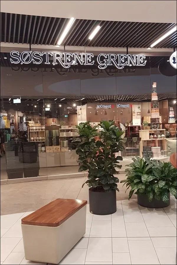 Søstrene Grene Shop-Preview in Mannheim