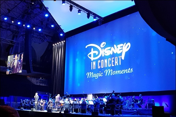 Disney Magic Moments in Frankfurt