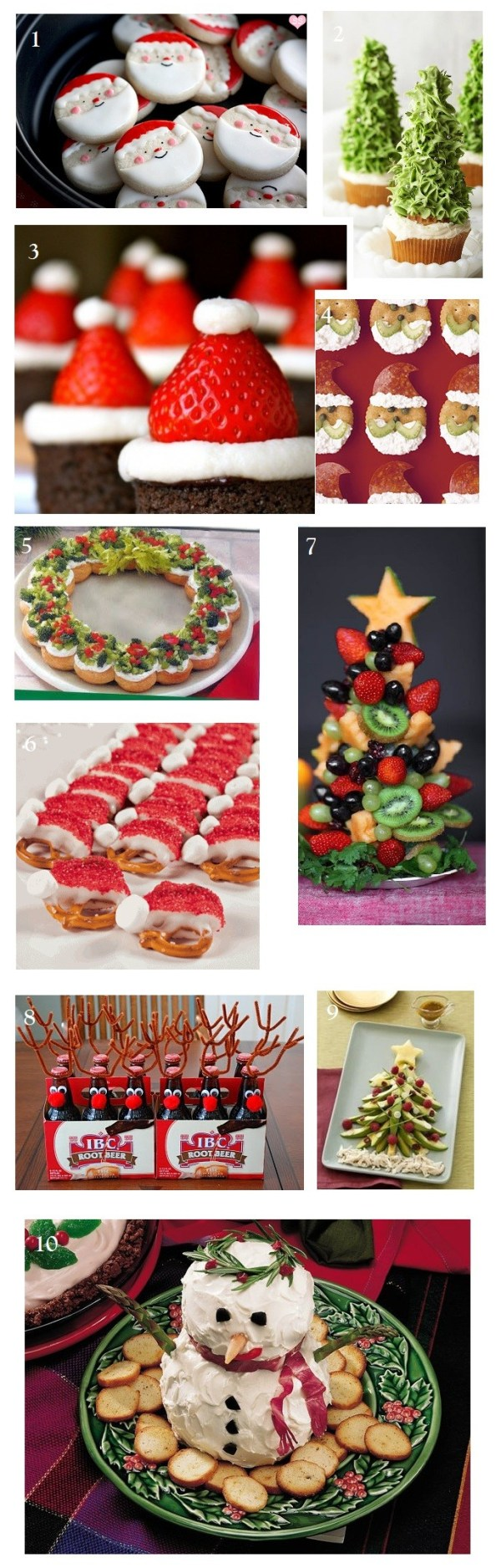10 Awesome Christmas Party and Holiday Food Ideas and Recipes