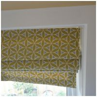How to Make a DIY Roman Blind