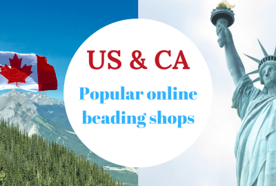 Popular Beading Shops in the US and CA