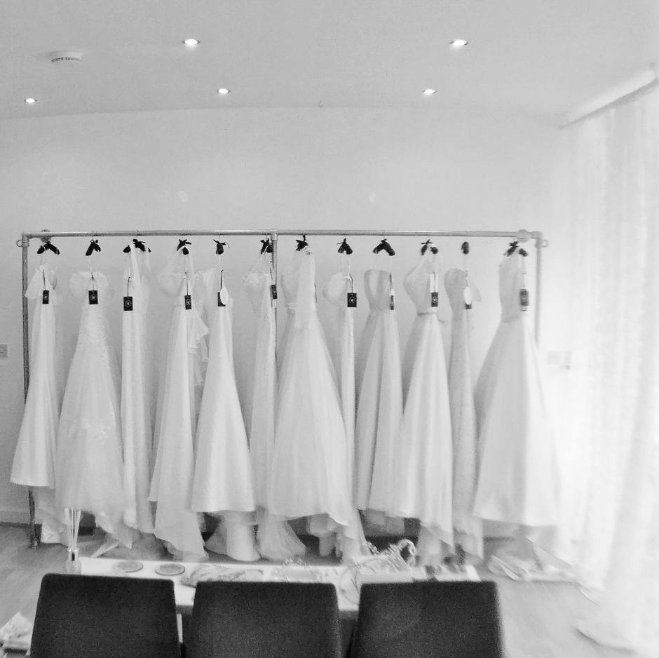 Wedding dresses in Manchester, Honeyblossom Bridal boutique