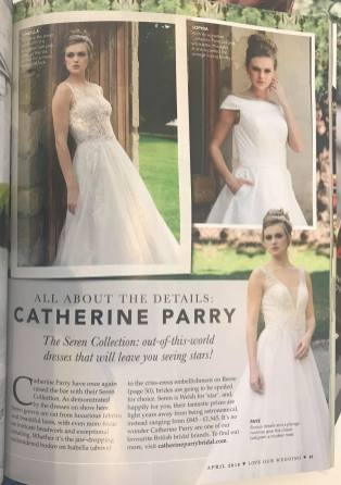 Wedding shop magazine Manchester