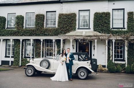Real bride Rebecca bridal shop review