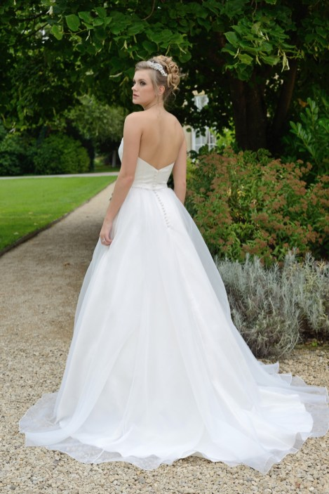 Catherine Parry Annabel bridal gown
